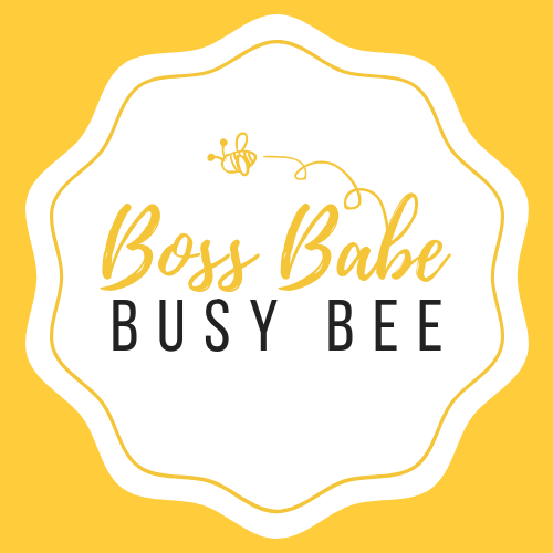 Boss Babe Busy Bee